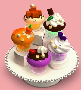 """Alice & Peter's Delightful Perfume""""Cupcakes"""" Won't Pack on Pounds"""