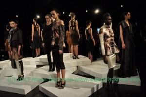 Fashion Week Report: Hernan Lander Fall 2103 @HernanLander @UniteHair @ZoyaNailPolish #MBFW, #NYFW, #beauty, #Fashion