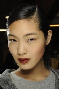 Backstage Beauty with NARS at Helmut Lang @MBFW