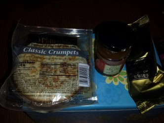 crumpets apple butter and coffee by wolfermans