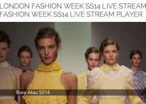 London Fashion Week is here and advicesisters.net has a live stream!  25 fabulous shows, 1 fabulous city!SS2104  #LondonFashionWeek