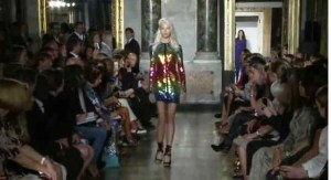 Runway Video! EMILIO PUCCI SPRING SUMMER COLLECTION 2014 at MILAN FASHION WEEK SS14 #fashion