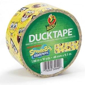 SpongeBob_SquarePants_Duct_Tape