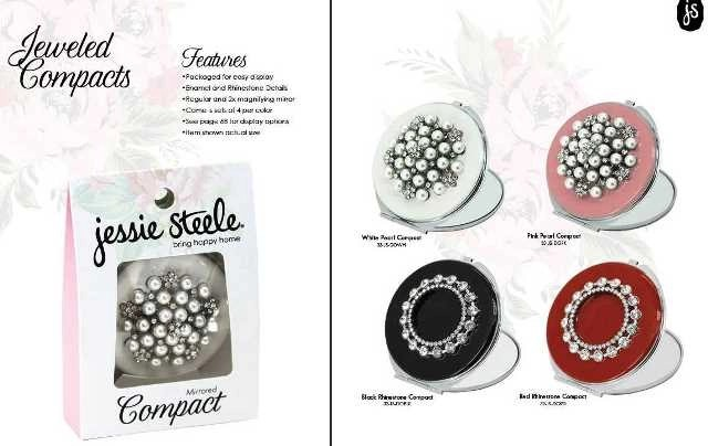 jessie steele compacts