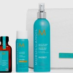 What Battles Holiday Hair Killers?  Moroccanoil's Gorgeous Holiday Gift Set @moroccanoil