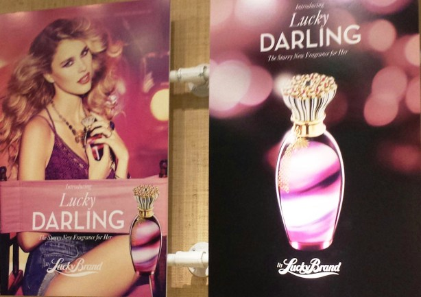 lucky darling poster