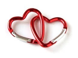 two hearts linked