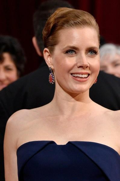 Love Amy Adam's Updo from Oscar Night? Get the Look with Kérastase @kerestase #AmyAdams #oscars