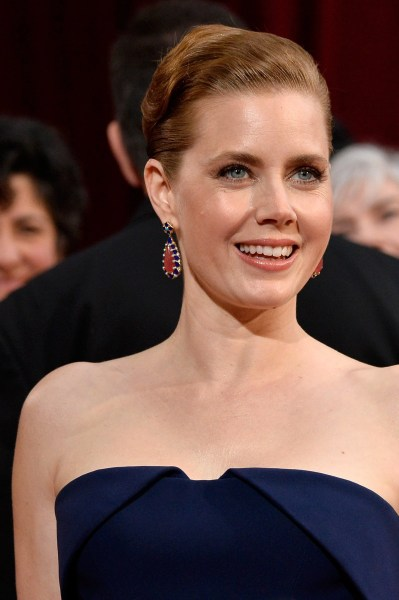Love Amy Adam's Updo from Oscar Night? Get the Look with Kérastase @kerestase #AmyAdams #oscars