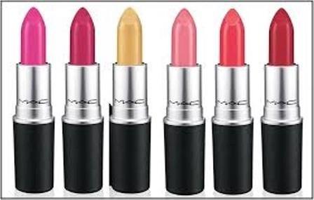 playing around and other mac lipsticks
