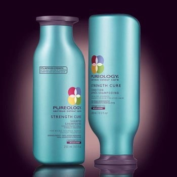 Purelogy give me strength! @pureology #HairIssues