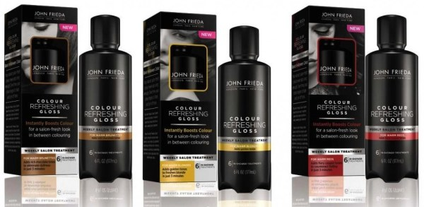 Could this product be your hair color's new best friend?  @JohnFrieda, @JohnFriedaUS,  #HairColor