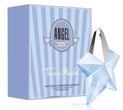 Angel Eau Sucree by Thierry Mugler is Made in Heaven for Fragrance Lovers