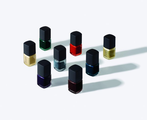 Check out the Phillip Lim for NARS Nail Collection Fall 2014 #NARSissist