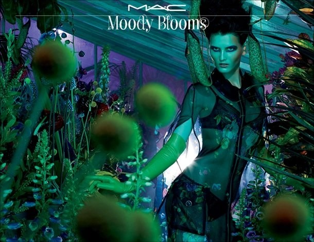 In the Mood for MAC's Moody Blooms Makeup Collection