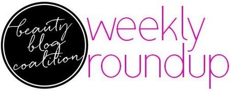 Beauty Blogger's Weekly RoundUp logo 2014