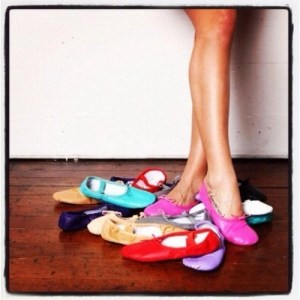 Dance Your Way to Happy Feet With Foldable Flats and Ballerina Dreams @lingeshoes  #BalletShoes