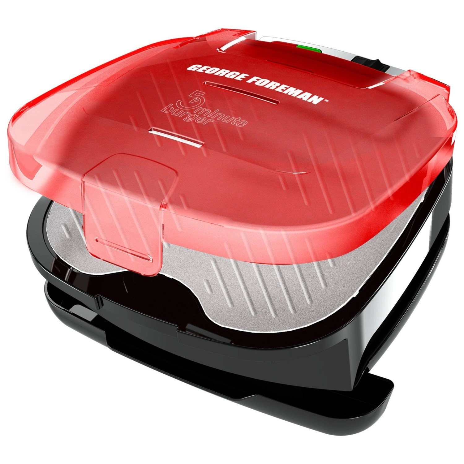 how to take apart a george foreman grill