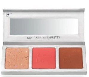 How to brighten and add life to your face in literally, seconds @ITCosmetics #Makeup, #Beauty