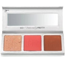 IT cosmetics C&C radiance blush palette