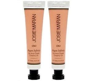 Josie Maran Argan Oil Infinity Lip and Cheek Tint Duo If Sold Separately: $36.00