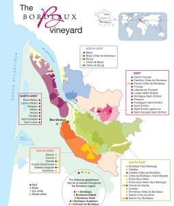 Appelations of Bordeaux