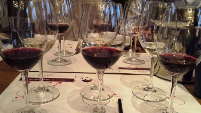 red wines from bordeaux