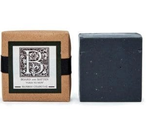 Board and Batten Bamboo Charcoal soap