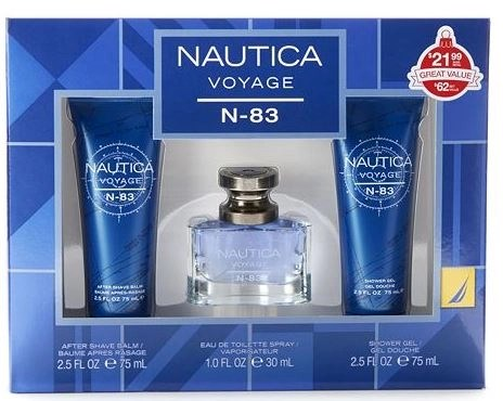 Nautica N-83 gift set $21.99