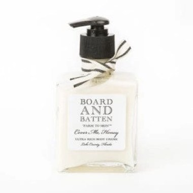 board and batten cover me honey Ultra Rich Body Creme