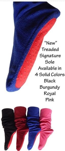 signature sole socks
