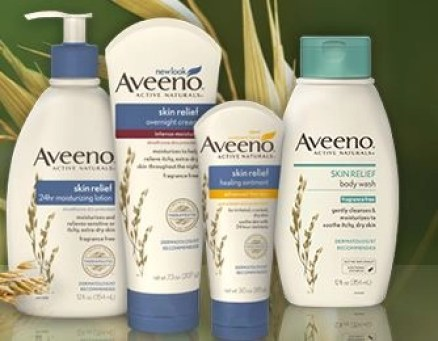 aveeno skin relief group