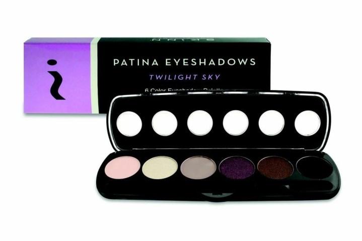 patina eye shadow palette dimitra james twillight sky