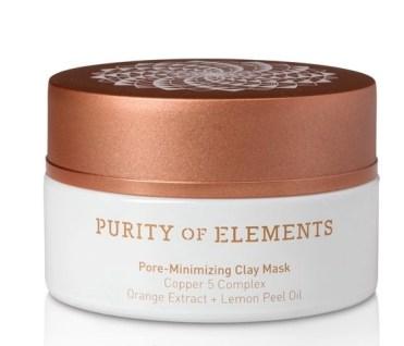 Pore-Minimizing Clay Mask