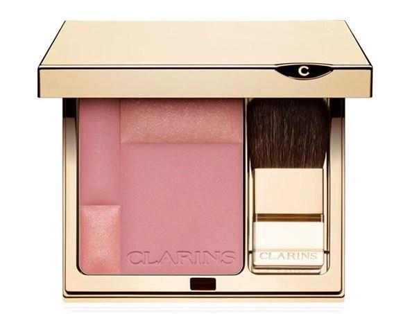 clarins blush palette
