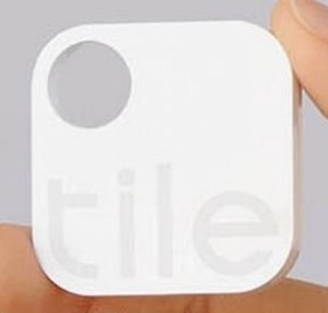 """lose your heart, your inhabitions, or your nerve, but never your """"stuff"""" @TheTileApp"""