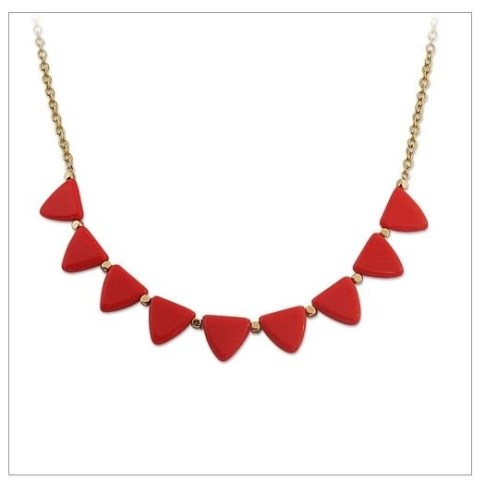 isabelle grace bandera necklace red