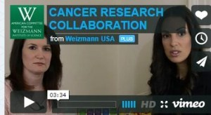 would you like to eradicate cancer? Watch This Video @ @WeizmannInst, #CancerResearch, #donate