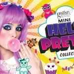 Gelish Mini Nail Gels Hello Kitty Would Purr for! @Gelishmini, #NailArt. #Nails, #Beauty