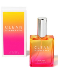 Crave some Clean Summer Sun! (it's a fragrance, folks)! @CLEANPerfume