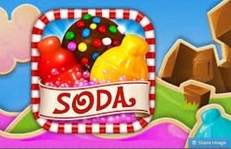 soda crush saga