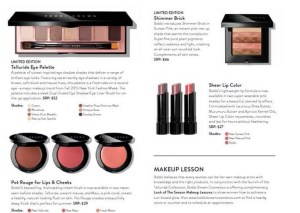 Bobbi Brown's Telluride Makeup Collection is A Rocky Mountain High @BobbiBrown, #Beauty