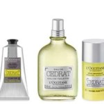 Lemony, cedrat:  travel-friendly beauty products you can share from L'OCCITANE