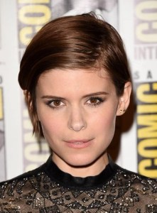 We love Kate Mara's makeup look for ComicCon. You can DIY now!  @Orlane_Paris