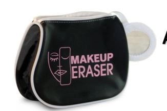travel bag for makeup eraser