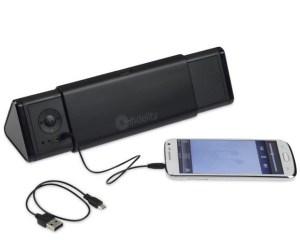 Ifidlelity Sideswipe Bluetooth Speaker will rock your room