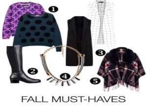 Fall Fashion Trends You Will Want, Actually, Adore!