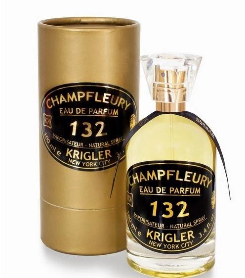Krigler has resurrected Champfleury 132 eau de parfum @KriglerPerfumer, #fragrance, #perfume