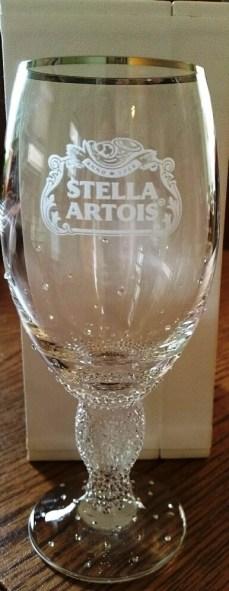 STELLA ARTOIS GLASS