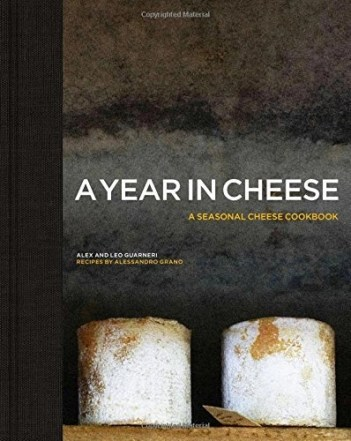 book a year in cheese